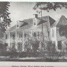 Plantation Parade Louisiana History Harnett T. Kane Belle Grove Oak Alley Hermitage Melrose