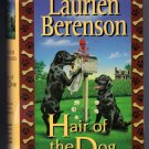 Hair of the Dog Large Print Laurien Berenson Melanie Travis Dog Lover's Mystery