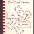 Recipes from Delta Kappa Kitchens 1984 Cookbook Delta Kappa Gamma Society