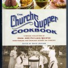 The Church Supper Cookbook Over 400 Potluck Recipes Hardcover Quantity Dishes