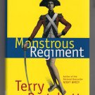 Monstrous Regiment Terry Pratchett Discworld Novel BCE Hardcover
