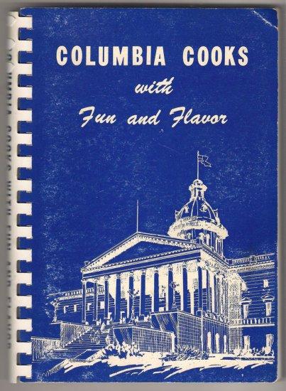 1963 Heathwood Hall Episcopal School Columbia SC Cookbook Columbia Cooks