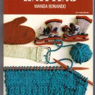 Stitches Patterns and Projects for Knitting Wanda Bonando 120 Stitches 156 Ideas 59 Designs