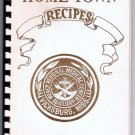 Hometown Recipes MRMC Auxiliary Vicksburg Mississippi MS Organizational Cookbook