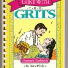 Gone with the Grits Gourmet Cookbook Lacto Ovo Vegetarian Grits Recipes