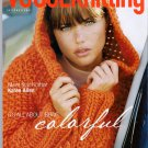 Vogue Knitting Winter 2004/05 OOP Karen Allen Twinsets Fair Isle California Winter Knits