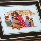 Storyteller Cross Stitch Chart Nancy Phelps Native American Pueblo Indian