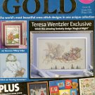 Cross Stitch Gold Magazine Issue 18 Teresa Wentzler Exclusive Chart Christmas Designs