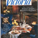 Victoria Magazine November 1992 Back Issue White House China Thomas Jefferson Recipes