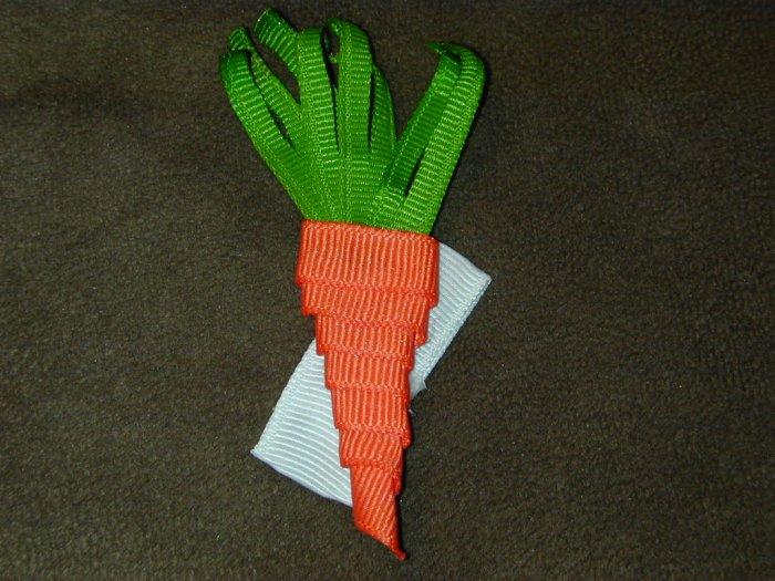 Easter Carrot clip