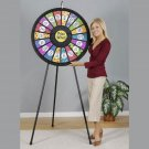 18-Slot Floor & Table Prize Wheel