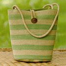Agel handbag, 'Lime Fantasy' 114871