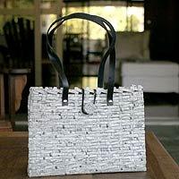 Handbag, 'Want Ads' 144186