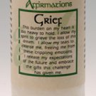 Grief Affirmation Candle