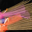 Money Draw Blessed Herbal Incense Bulk 100 Sticks