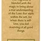 Attraction Blessed Herbal Incense 12pk