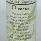 Divorce Quick Spell