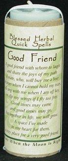 Good Friend Quick Spell