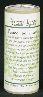 Peace on Earth Quick Spell
