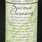 Spiritual Cleansing Quick Spell