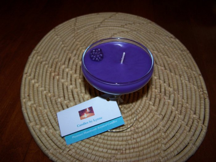 4 oz Lavander Scented Candle