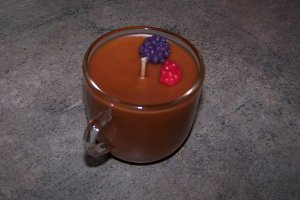 8 oz Patchouli Scented Candle