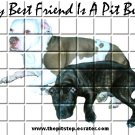 "pitbull t-shirt     ""MY BEST FRIEND"""