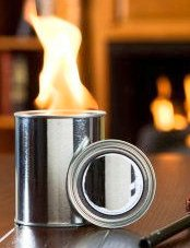 Gel Fuel Recipe for Fireplace heater for hunting