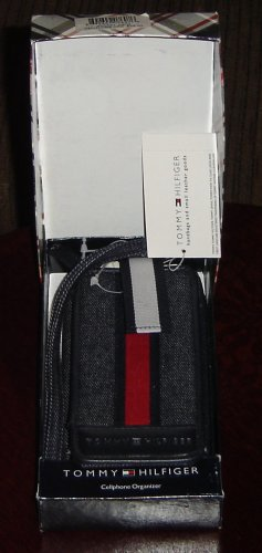 New Tommy Hilfiger Cell Phone Organizer