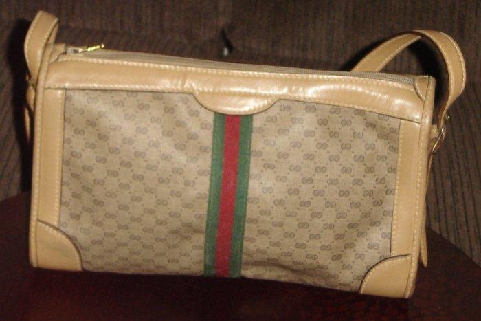 Gucci Monagram Shoulder Bag