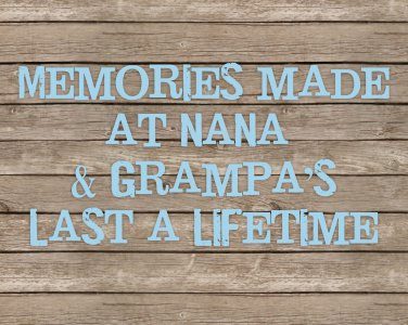 Wall Art Printable Quote, Photography, Photography, Memories Made