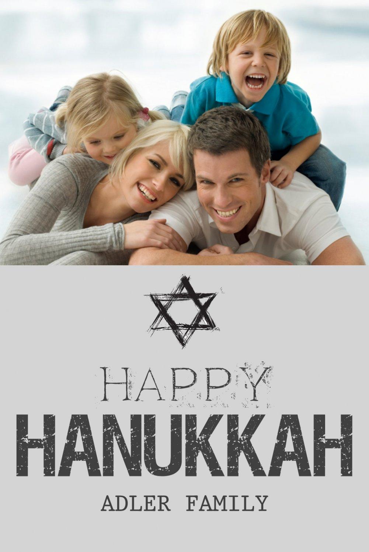 Hanukkah Cards, Hanukkah Greeting, Hanukkah Photo Cards