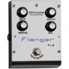 Free Shipping Biyang FL-8—Flanger Pedal Guitar Effect Pedal