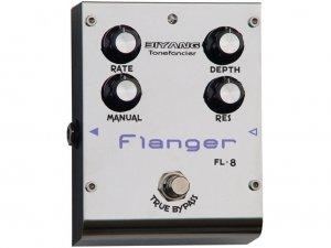 Free Shipping Biyang FL-8�Flanger Pedal Guitar Effect Pedal