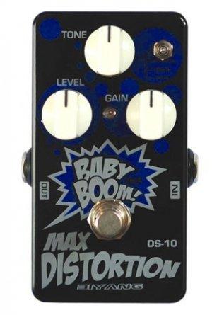 Free shipping DS-10 3-Mode Distortion Guitar Effect Pedal - Biyang BabyBoom