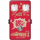 Free Shipping Biyang CO-10—Compressor Guitar Effect Pedal Baby Boom