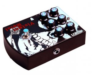 Moen MO-VM Heavy Violent Metal Guitar Effect Pedal