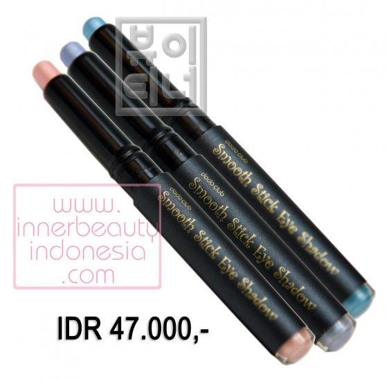 Smooth Stick Eyeshadow - Girl Pink, Light Blue & Blue Pop