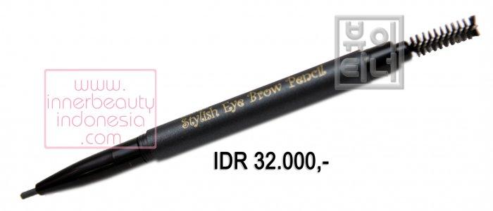 Stylish Eye Brow Pencil - Black & Brown