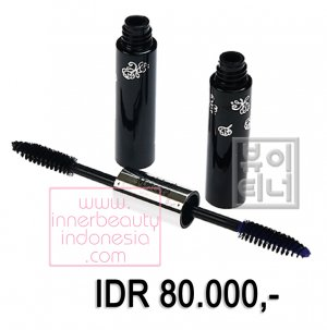 Dual Mascara Black / Blue