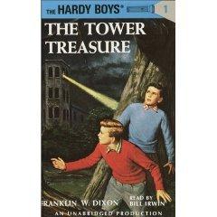 Hardy Boys Book- #1 The Tower Treasure