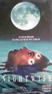 NIGHTWISH VHS  HORROR