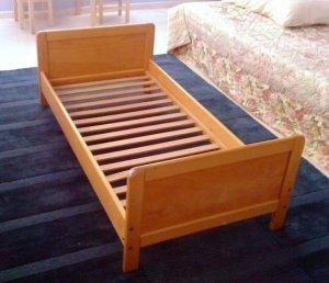 Toddler Bed German