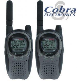 COBRA 6 MILE FRS-GMRS TWO-WAY RADIO