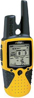 GARMIN 2-WAY RADIO AND GPS