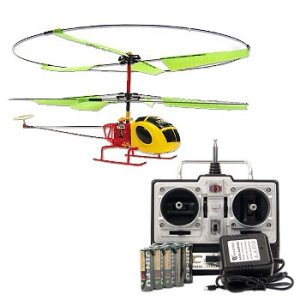 HX RADIO CONTROLLED DRAGONFLY HELICOPTER