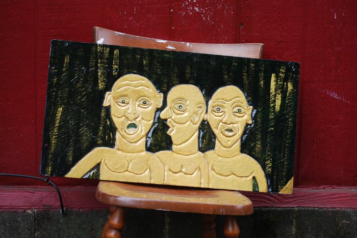 Carving by Joe Rob