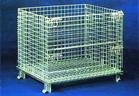 foldable mesh container