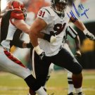 SETH PAYNE signed autographed TEXANS 8x10 photo IP 9.1.13