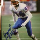 HAYWOOD JEFFIRES signed autographed OILERS 8x10 photo IP 9.1.13